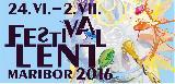 Jutri začetek Festivala Lent!
