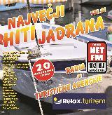 NET FM izdaja 20 največjih hitov Jadrana