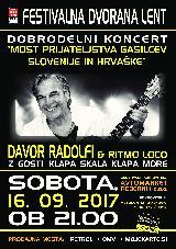Davor Radolfi  za gasilce Slovenije in Hrvaške