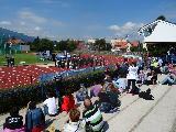 Najmodernejši atletski stadion v Sloveniji