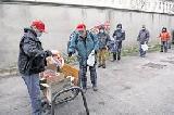 Brezdomcem 400 evrov kazni zaradi policijske ure