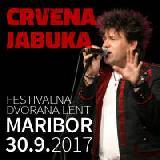 Slovo poletju 2017: Koncert Crvena Jabuka