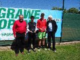 Velik uspeh mladih slovenskih tenisačev