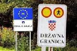 Na Hrvaško in Avstrijo pod novimi pogoji