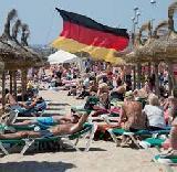 Tisoče nemcev na dopust na Mallorco
