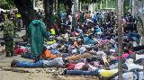 Kenija uvedla policijsko uro in nasilje