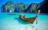 Tajska poskusno odpira otok Phuket