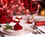 Gala Valentinov ples z romantično večerjo s Top Band Casino